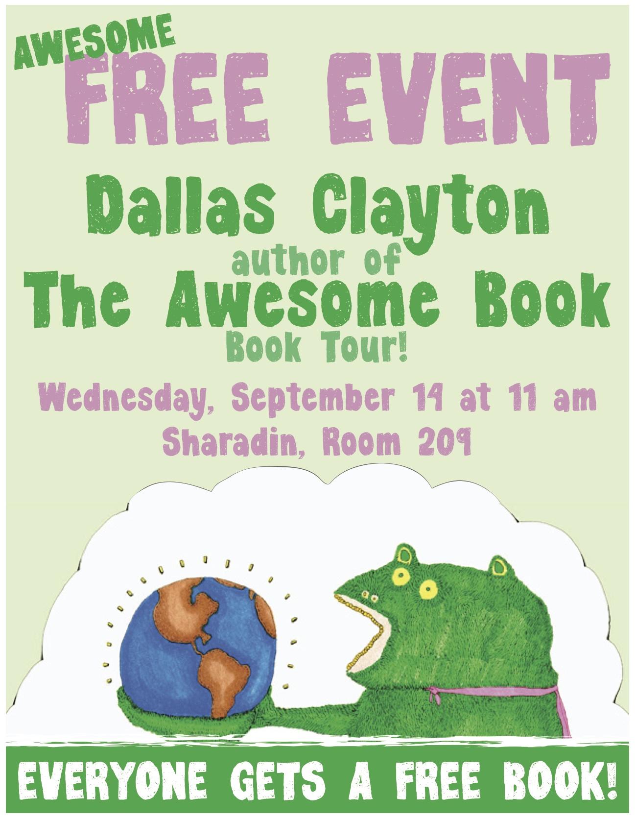 Dallas Clayton's