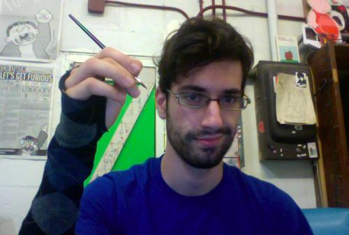 Adrian Pijoan at SAW from www.adrianpijoan.com