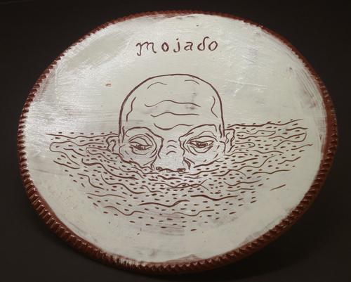 """""""Mojado"""" by César Chávez"""