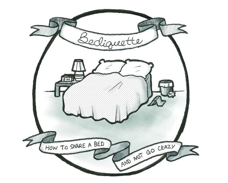 Bediquette cover art © 2013 Mellen (Melissa Reinbold)