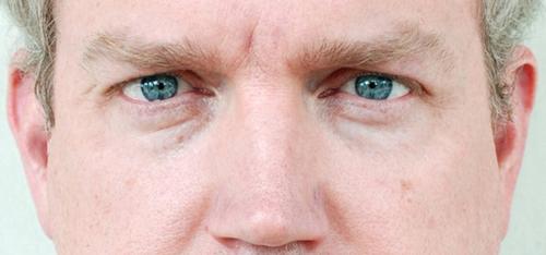 Bill Fick, headshot, (detail) photograph © Bill Fick