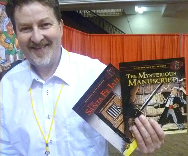 Lars Jakobson and his Mortensen series.