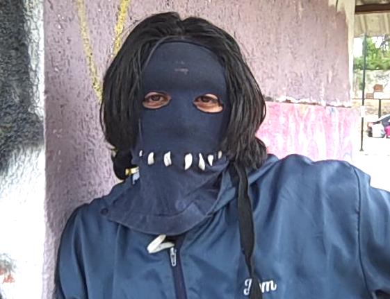 Masked Grafittero, Azompa