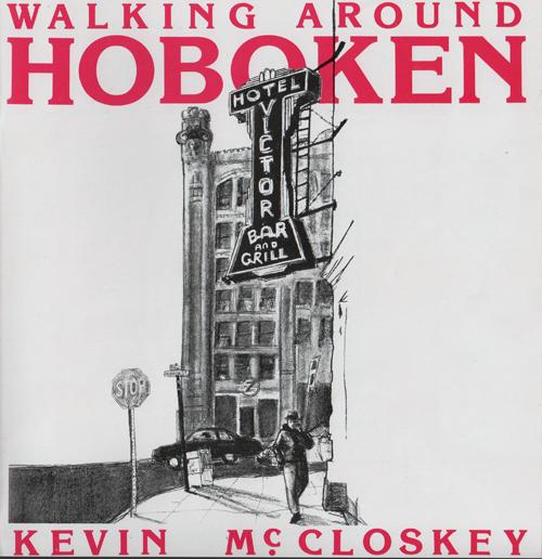 Walking Around Hoboken © Kevin McCloskey