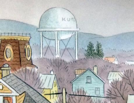 kutztower
