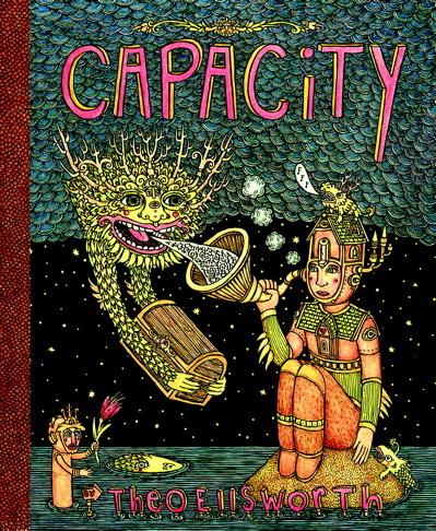 Capacity, Collected zines © Theo Ellsworth