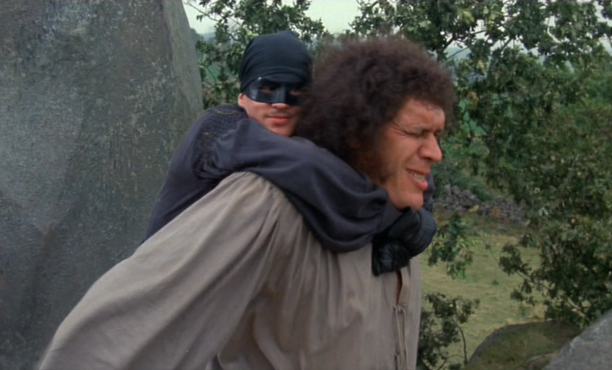 From The Princess Bride