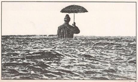 NY Times Op-Ed Illustration © Murray tinkelman
