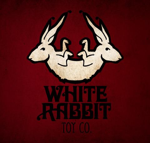 White Rabbit design © Jeremy Gilbert
