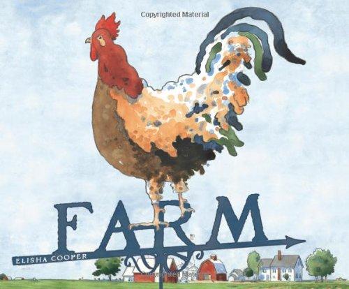 Farm, cover art © Elijah Cooper.