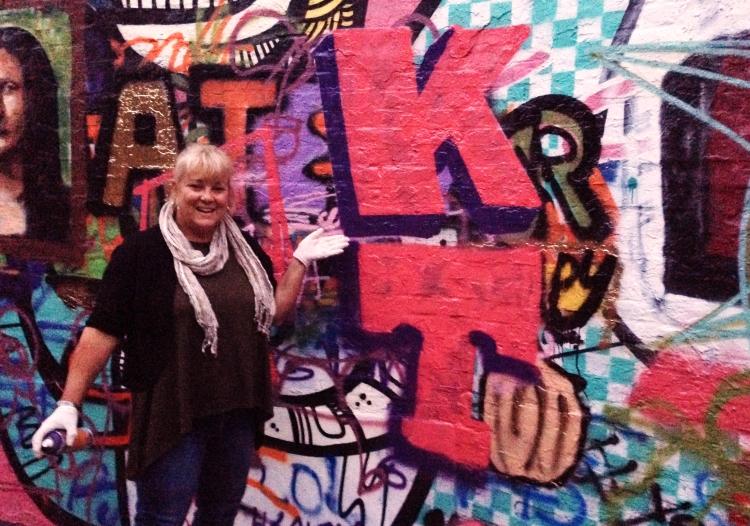 Kathy Sue's tag: KT