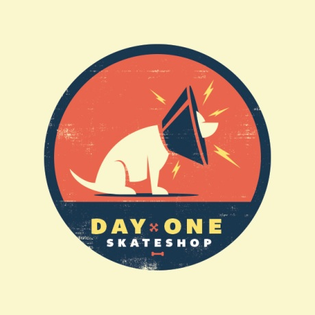 Day One Skate Shop © Corey Riefinger.