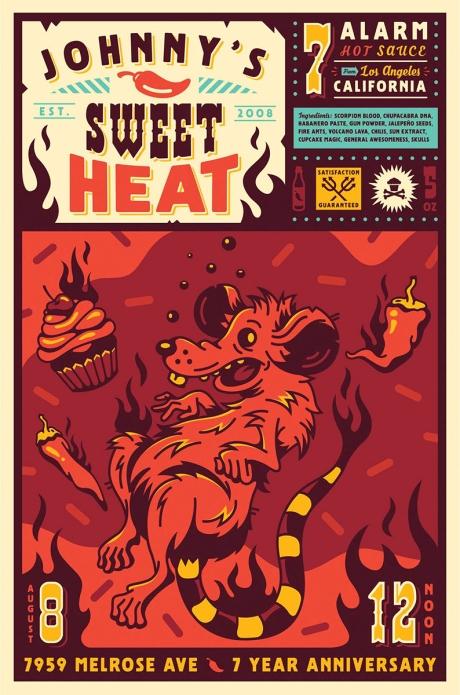 Johnny's Sweet Heat © Corey Reifinger