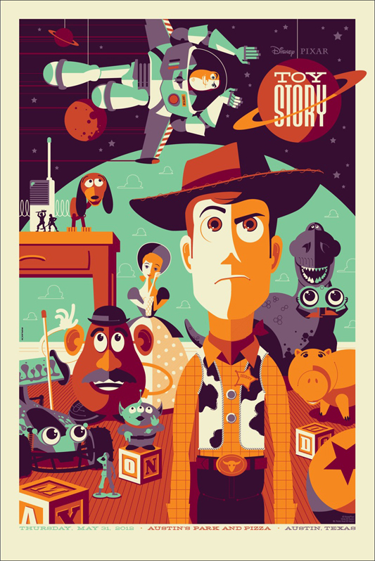 Toy-Story-Mondo-Poster-by-Tom-Whalen