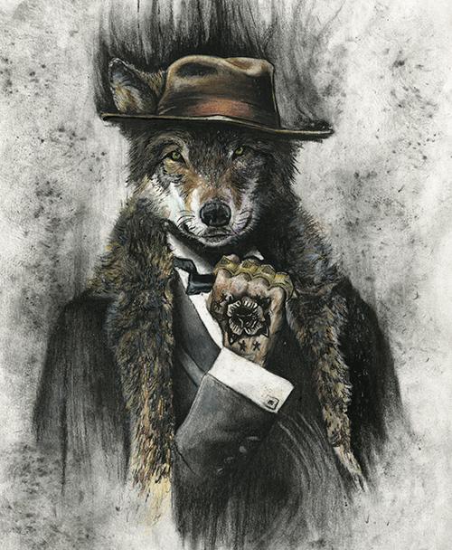 Big Bad Wolf © by Austin